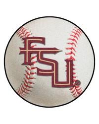 Florida State Seminoles Baseball Rug by