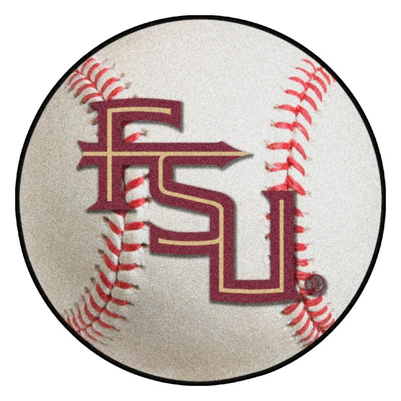 Florida State Seminoles Baseball Rug