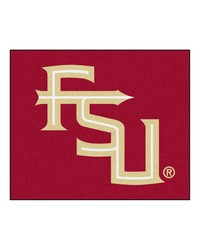 Florida State Tailgater Rug 60x72 by