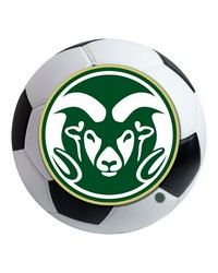 Colorado State Soccer Ball  by