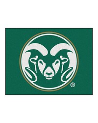Colorado State AllStar Mat 34x45 by
