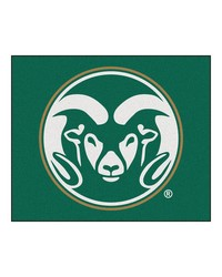 Colorado State Tailgater Rug 60x72 by