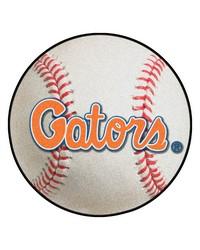 Florida Gators Baseball Rug by