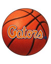 Florida Gators Basketball Rug by