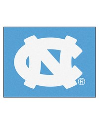 North Carolina Tar Heels All Star Rug by