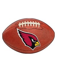 Arizona Cardinals Football Rug by