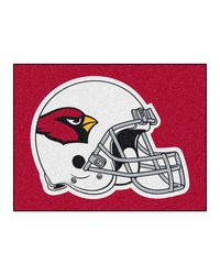 NFL Arizona Cardinals AllStar Mat 34x45 by