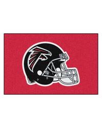 Atlanta Falcons Starter Rug by