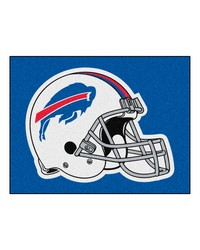 NFL Buffalo Bills AllStar Mat 34x45 by