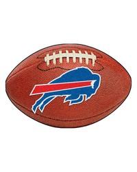 Buffalo Bills Football Rug by