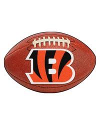 Cincinnati Bengals Football Rug by