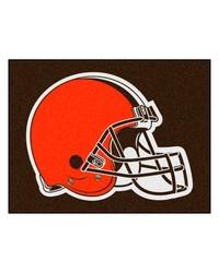 NFL Cleveland Browns AllStar Mat 34x45 by