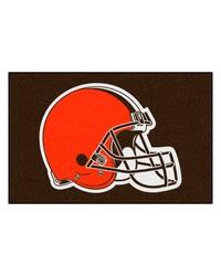 Cleveland Browns Starter Rug by