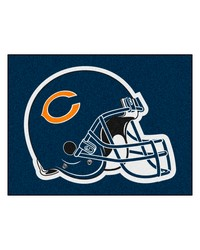 NFL Chicago Bears AllStar Mat 34x45 by