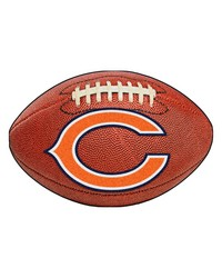 Chicago Bears Football Rug by