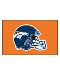 NFL Denver Broncos UltiMat 60x96 by