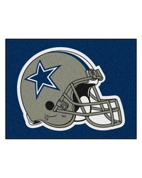 NFL Dallas Cowboys AllStar Mat 34x45 by