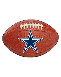 Dallas Cowboys Football Rug by