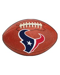 Houston Texans Football Rug by