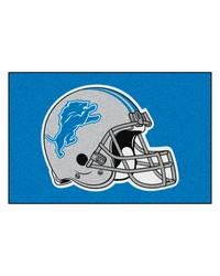 Detroit Lions Starter Rug by