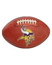Minnesota Vikings Football Rug by