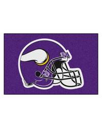 Minnesota Vikings Starter Rug by