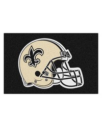 New Orleans Saints Starter Rug by