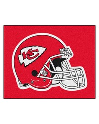 Kansas City Chiefs Tailgater Rug by
