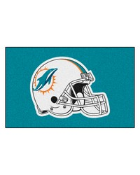 NFL Miami Dolphins UltiMat 60x96 by