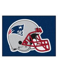 NFL New England Patriots AllStar Mat 34x45 by
