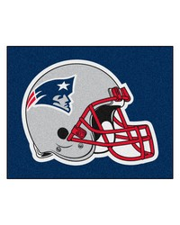 New England Patriots Tailgater Rug by