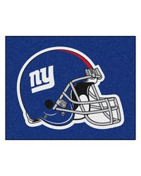 New York Giants Tailgater Rug by