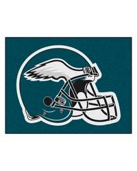 NFL Philadelphia Eagles AllStar Mat 34x45 by