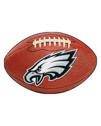 Philadelphia Eagles Football Rug by