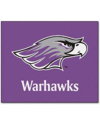 WisconsinWhitewater Tailgater Rug 60x72 by