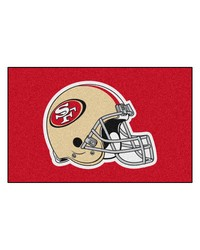 NFL San Francisco 49ers UltiMat 60x96 by