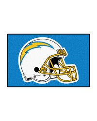 San Diego Chargers Starter Rug by