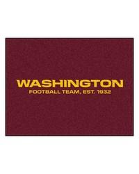 NFL Washington Redskins AllStar Mat 34x45 by