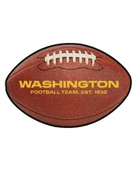 Washington Redskins Football Rug by