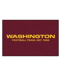 Washington Redskins Starter Rug by