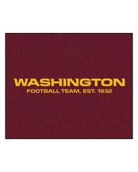 Washington Redskins Tailgater Rug by