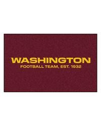 NFL Washington Redskins UltiMat 60x96 by