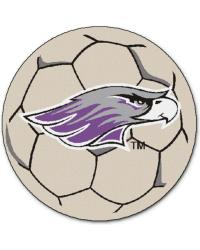 WisconsinWhitewater Soccer Ball  by