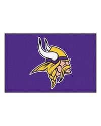 NFL Minnesota Vikings Starter Rug 20x30 by