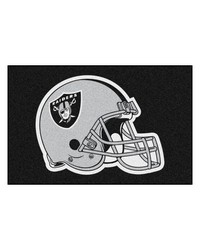 Oakland Raiders Starter Rug by