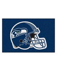 Seattle Seahawks Starter Rug by