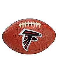 NFL Atlanta Falcons Football Rug 22x35 by