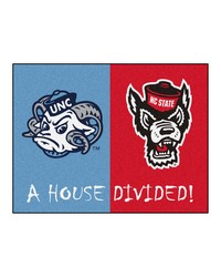 North Carolina North Carolina State House Divided Rugs 34x45 by