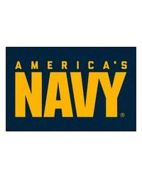 Navy Starter Rug 19x30 by
