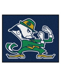 Notre Dame Tailgater Rug 60x72 by